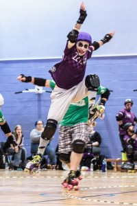 MCRD vs. Teesside Skate Invaders 23 August 2014