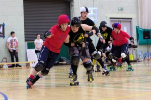 BCR Skelpies vs. Tyne and Fear 30 June 2013